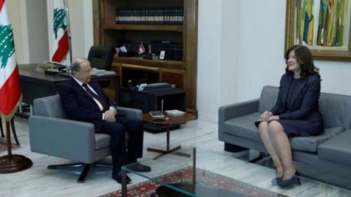 عرض الصحف العربية..  هل حظر نشر تصريحات السفيرة الأمريكية في لبنان تضييق للحريات؟