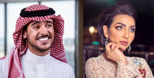 من هي الإعلامية السعودية هبة الحسين زوجة عايض يوسف